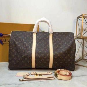 Louis Vuitton Keep alls